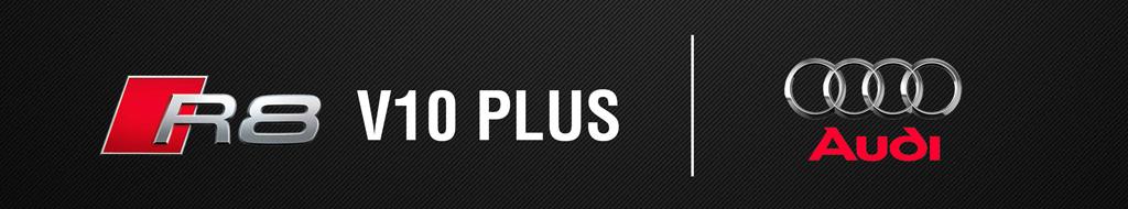 Audi R8 V10 Plus for Rent